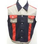 Demin Vest (14B)