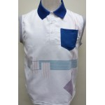 Sleeveless Polo Shirt (3B)