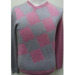 Assemetric Weave Sweater (BTW3303)