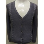 Inverted Braided Cardigan (BTW3501)