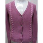 Inverted Braided Cardigan (BTW3502)