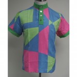 Polo Shirt ( Digital Printed) (2A)