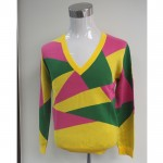 Disected Triangle Sweater (7A)