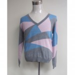 Disected Triangle Sweater (7B)
