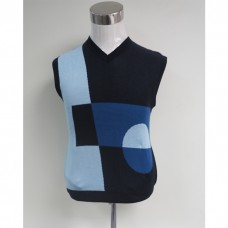 Abstract Harmony Vest (8B)